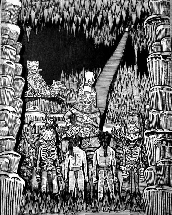 mitologia maya 8
