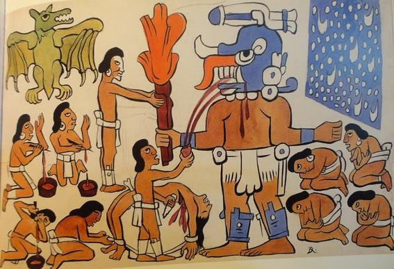 mitologia maya 1