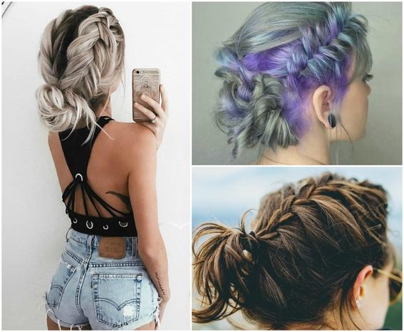 peinados sencillos 4