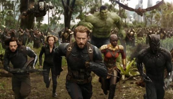 resena critica de avengers infinity war 1