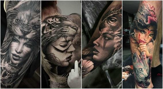 tatuajes realistas 2