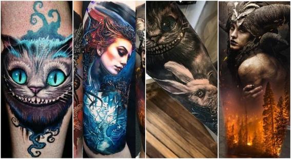 tatuajes realistas 5