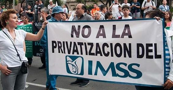 margarita zavala descarta privatizar servicios de salud 2