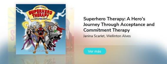 libros sobre superheroes 5