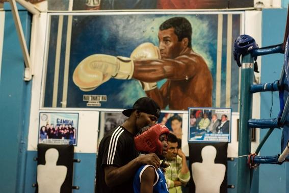 documental de boxeo siguiente round 1