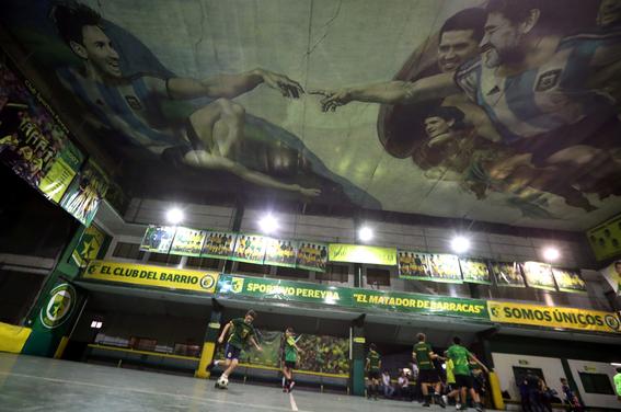 capilla sixtina del futbol argentino 1