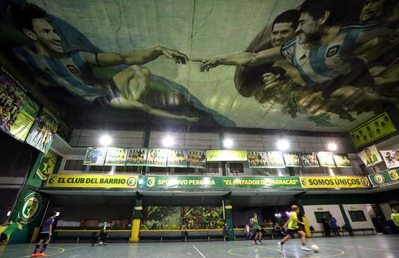 capilla sixtina del futbol argentino 2