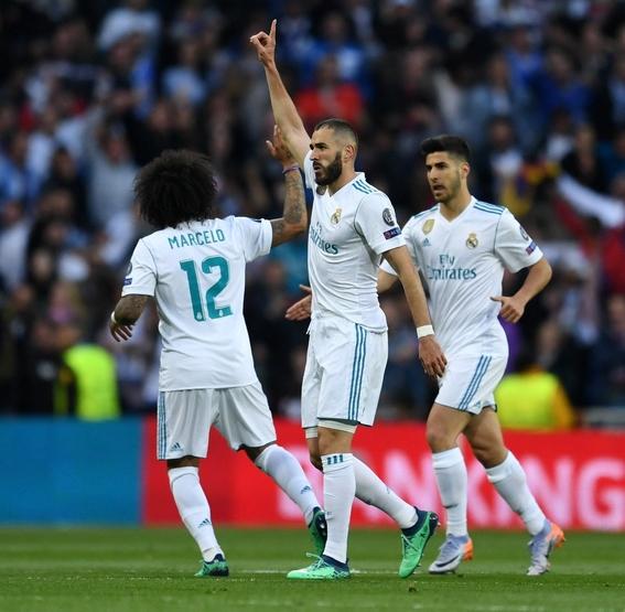 real madrid pasa a la final de champions league 1