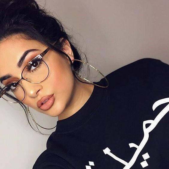 consejos para tomarte selfies con lentes 3