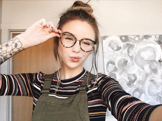 consejos para tomarte selfies con lentes 9