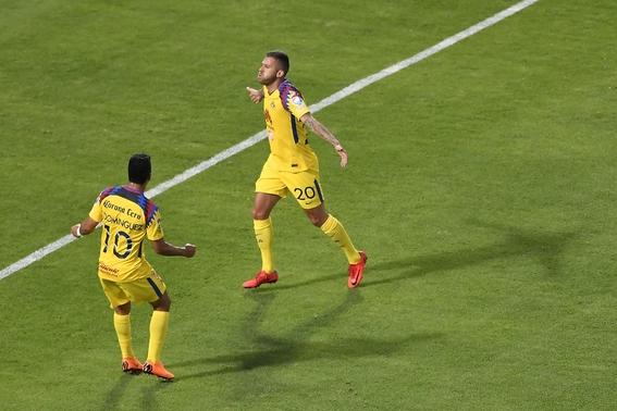 américa gana a pumas 4 goles a 1 en la liguilla cuartos de final 1