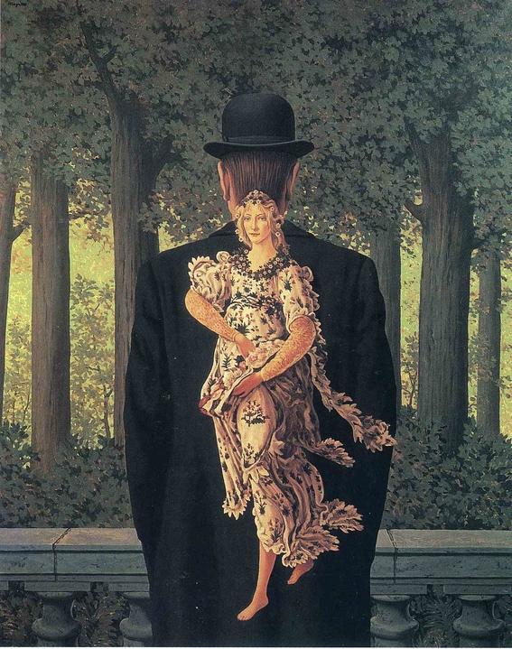 pinturas de rene magritte 2
