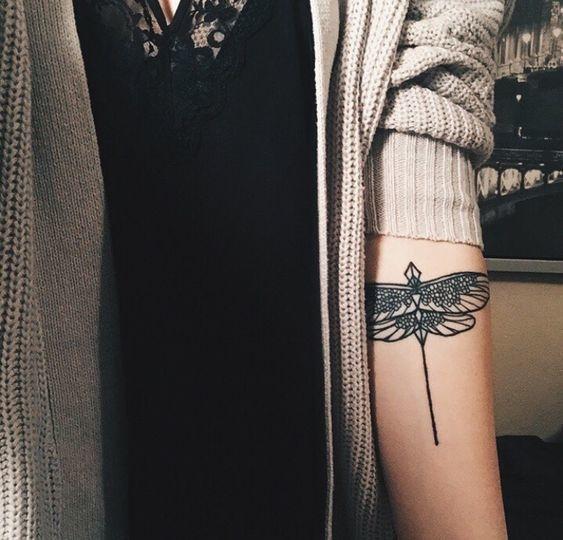 tatuajes de libelulas 3