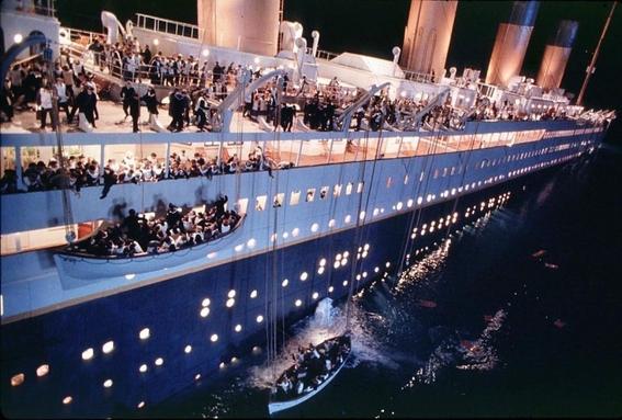 cartas escritas en el titanic 1