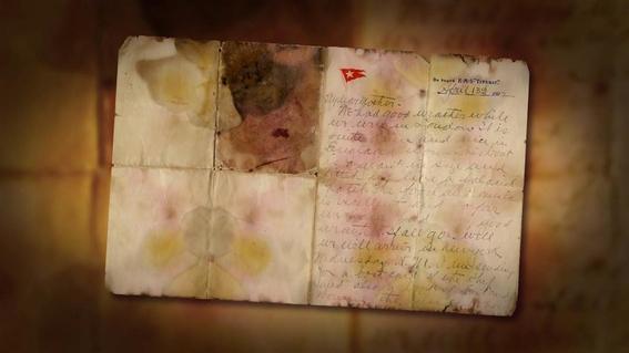 cartas escritas en el titanic 2