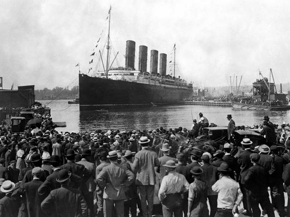 cartas escritas en el titanic 4