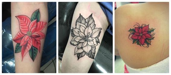 tatuajes de flores 15