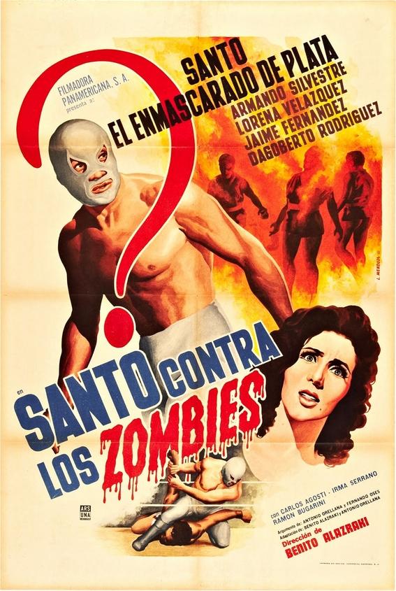 el santo masked mexican wrestler 4