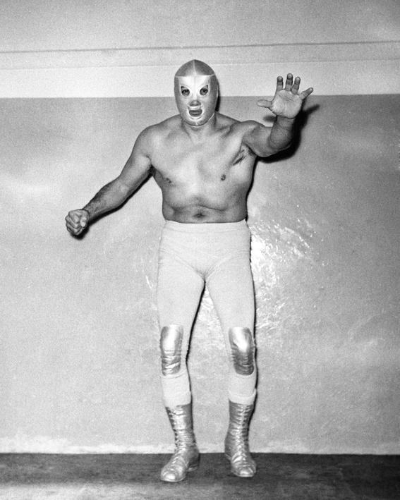 el santo masked mexican wrestler 5