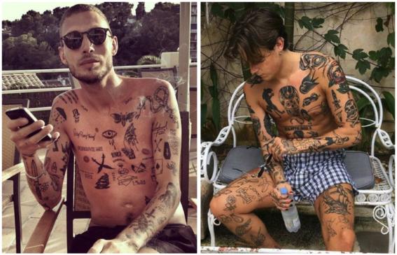 tatuajes para hombres delgados 5