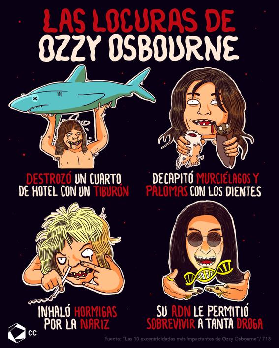 infografia de ozzy osbourne 1
