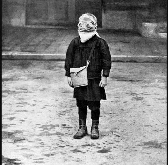 gas masks photos chemical warfare horror 12