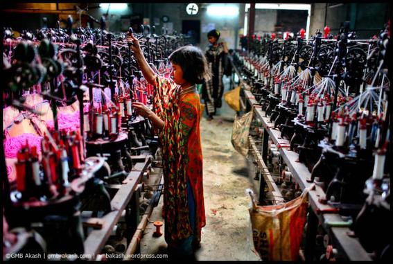 fotografias de los ninos esclavos en bangladesh 1
