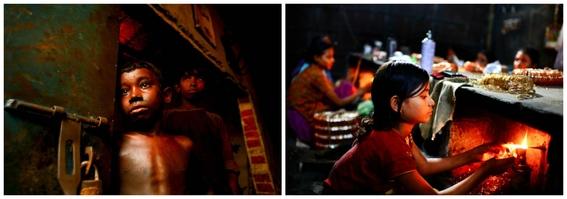 fotografias de los ninos esclavos en bangladesh 6