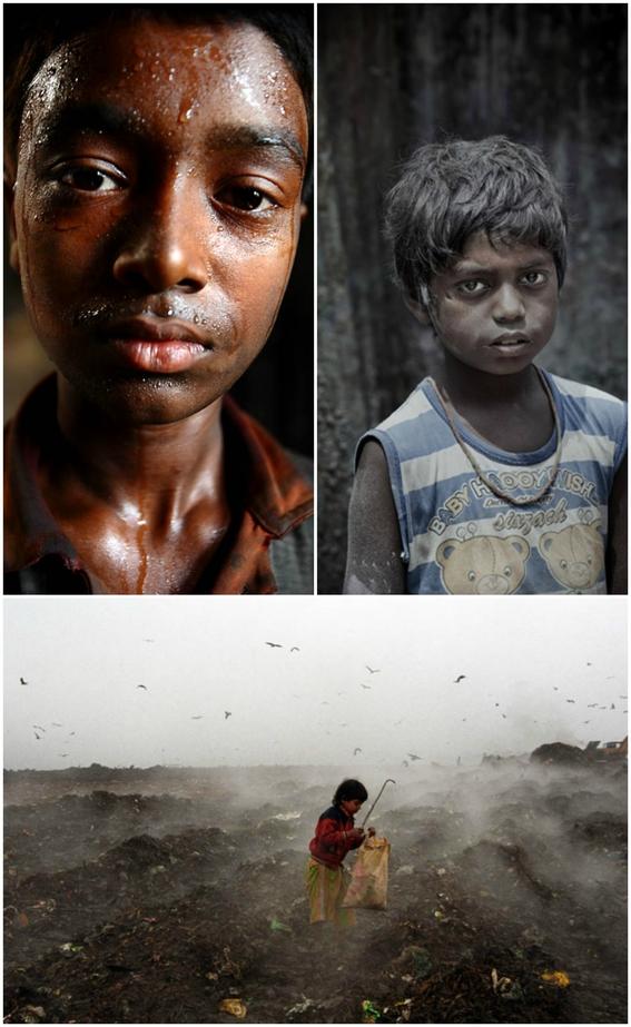 fotografias de los ninos esclavos en bangladesh 7