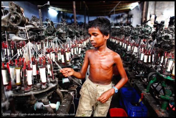fotografias de los ninos esclavos en bangladesh 9