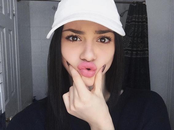 como lucir una duckface perfecta 8