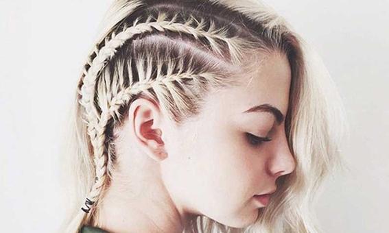 peinados con trenzas 3