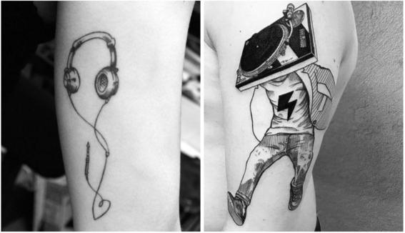 tatuajes segun tu genero musical 6
