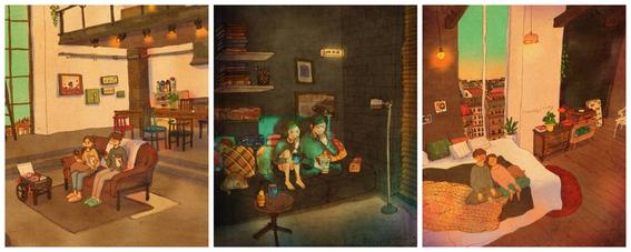 ilustraciones de puuung 11