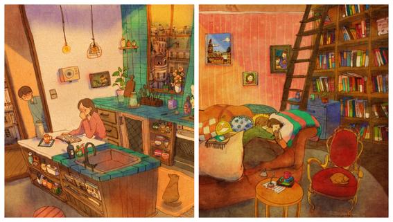 ilustraciones de puuung 14
