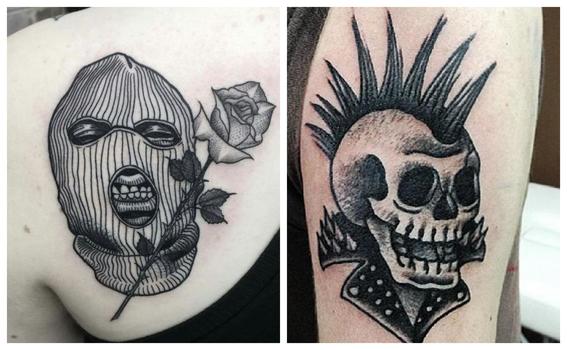 tatuajes segun tu genero musical 10