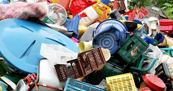 contaminacion por plastico en el planeta 1