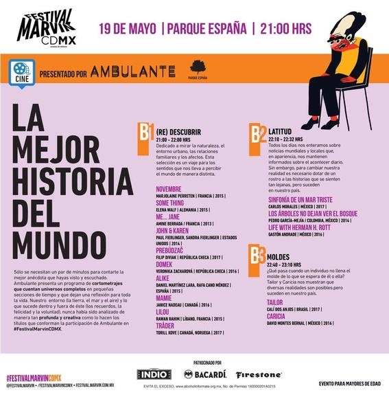festival marvin 3