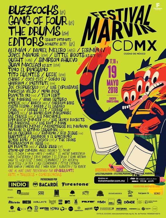 festival marvin 4