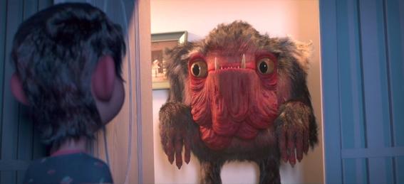 cortometraje the return of the monster 1