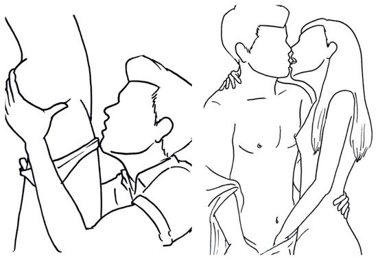 ilustraciones minimalistas 3