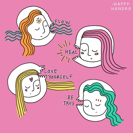 ilustraciones de happy handra 5
