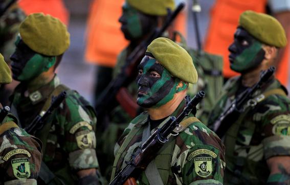 ejercito de nicaragua dice que no reprimira manifestaciones 1