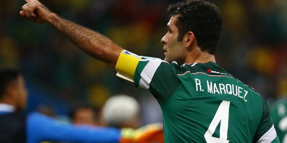 lista de convocados de la seleccion mexicana 2