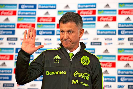 Ellos irán al Mundial en Rusia — Convocatoria de México