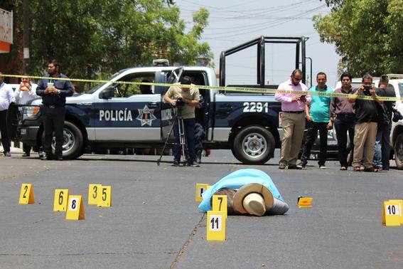aniversario del asesinato de javier valdez 2