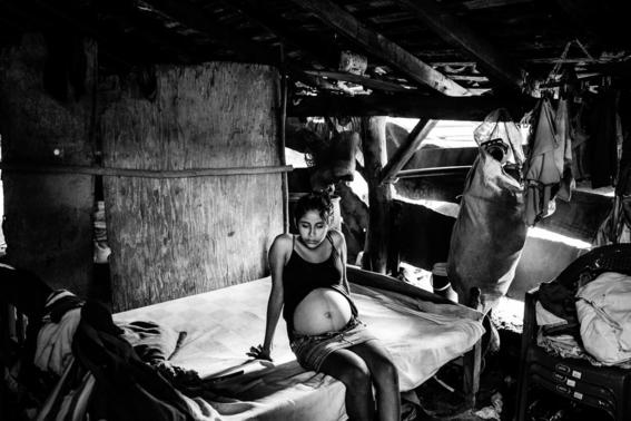 fotografias sobre el embarazo en nicaragua 2