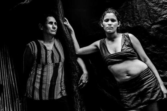 fotografias sobre el embarazo en nicaragua 9