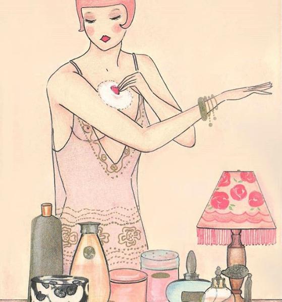 ilustraciones eroticas de amalia russiello 2