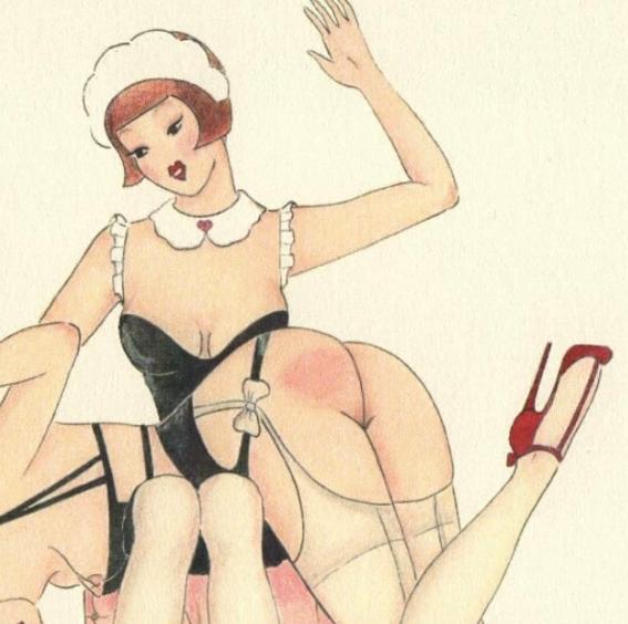 ilustraciones eroticas de amalia russiello 9